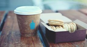 Breng een boodschap over via de koffiebeker!